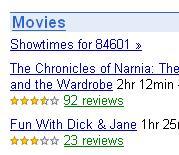 Google Movies