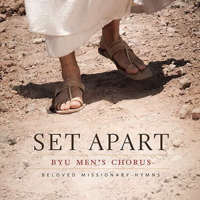 BYU Men's Chorus' most-recent album is available as a free download for a limited time only.   Download and enjoy or share with your favorite missionary (preparing or returned!)