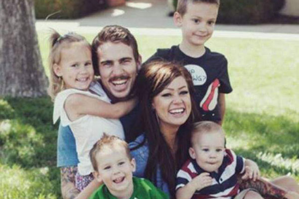 Andrew Ashcraft, 29, died with 18 others fighting a fierce fire near Yarnell, AZ. He leaves behind his wife and four children, ages 1, 2, 4 and 6